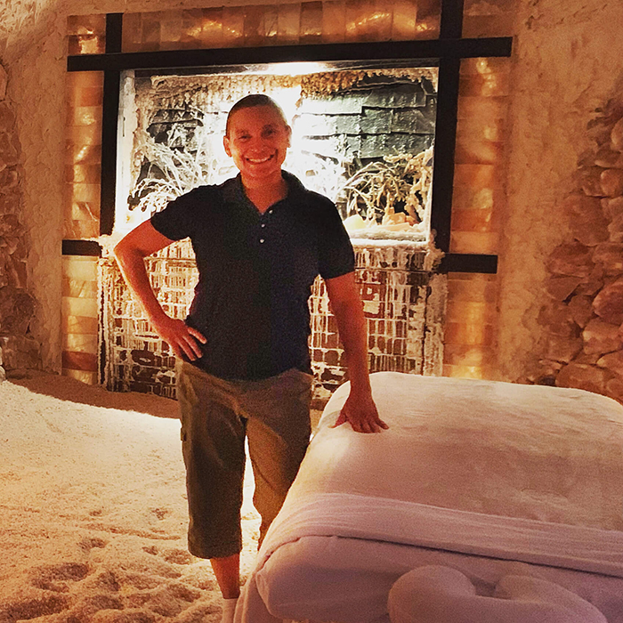 Arnela Salt Cave