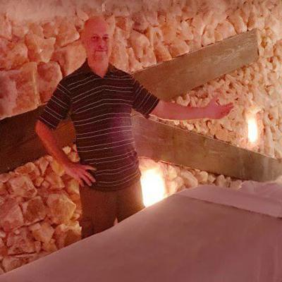 Jason Salt Cave