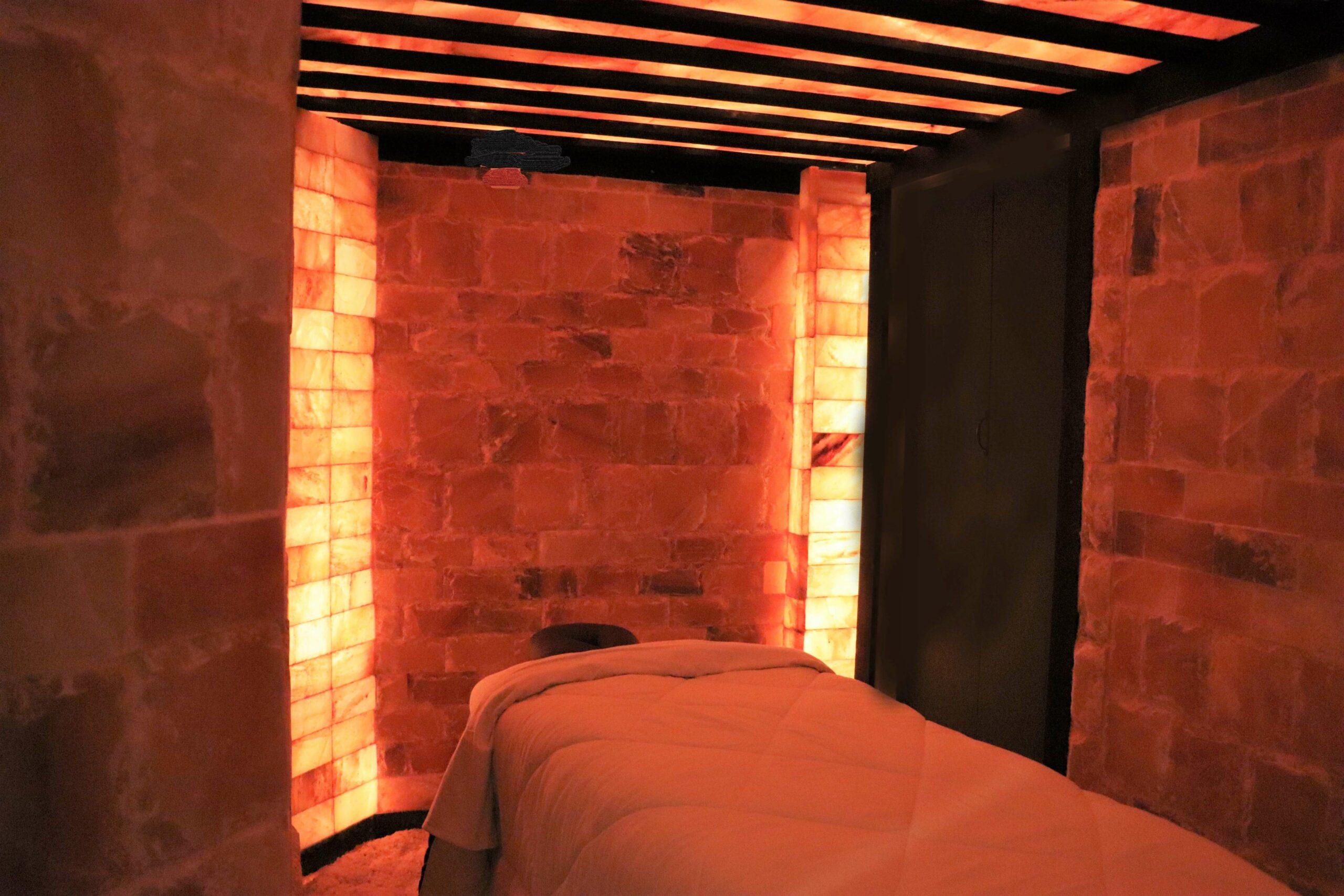 Salt Massage Room